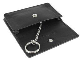 """Mano - """"Medio"""" - RFID Schlüsseltasche - Schwarz"""