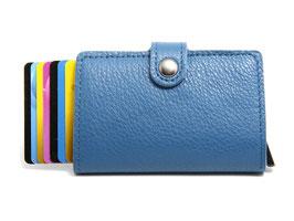 Safecard Kreditkartenetui - Hellblau