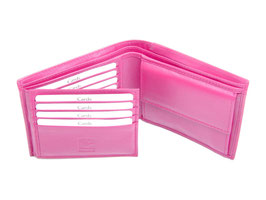Portemonnaie Nr.2013 - Dark Pink