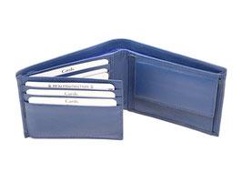 Portemonnaie Nr.2014 RFID Königsblau