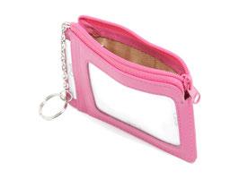 Schlüssel- Kreditkartenetui Nr.5114 Pink