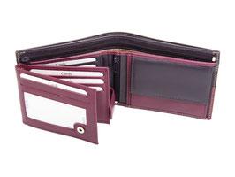 Portemonnaie Nr.3101 RFID - Fuchsia/Amethist