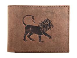 Portemonnaie Löwe