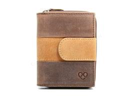 Portemonnaie Nr.3548 - Multicolor Braun