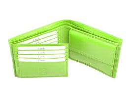 Portemonnaie Nr.2013 RFID - Apfelgrün