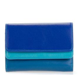 250-92 Double Flap Purse / Wallet - Seascape
