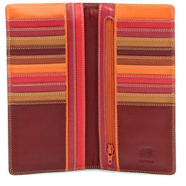 213-18 Breast Pocket Wallet - Berry Blast