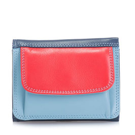 243-127 Small Tri-Fold Wallet - Royal