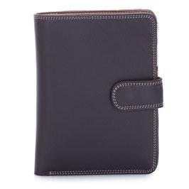 229-128 Large Snap Wallet - Mocha