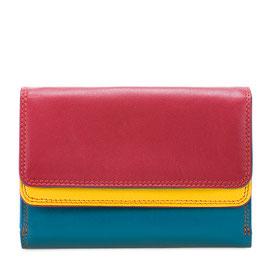 250-163 Double Flap Purse / Wallet - Vesuvio