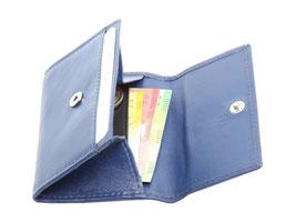 Mini Portemonnaie Nr.1701 - Königsblau