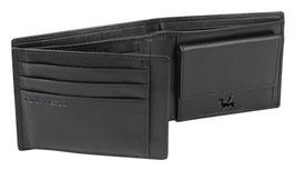 """Mano """"Certo"""" - Portemonnaie mit 6 Kartenfächer und RFID Schutz"""
