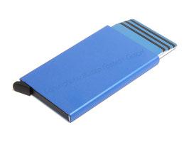 Safecard Kreditkartenbox - Blau