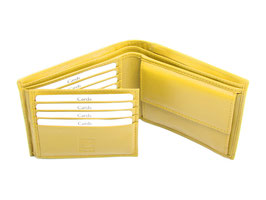 Portemonnaie Nr.2013 - Gelb
