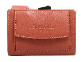 SecWal Kreditkartenetui - Orange