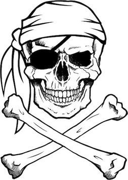 Läsergravur Totenkopf-1