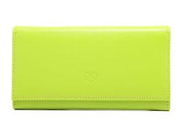 Damenportemonnaie Nr.3803 - Apfelgrün