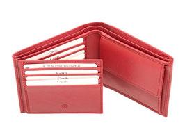 Portemonnaie - Nr.2013 RFID - Weinrot