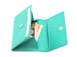 Mini Portemonnaie Nr.1701 - Mintgrün
