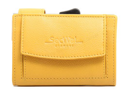 SecWal Kreditkartenetui - Gelb