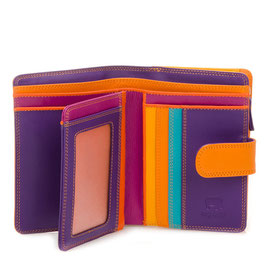 390-115 Medium 10 C/C Wallet w/Zip Purse - Copacabana
