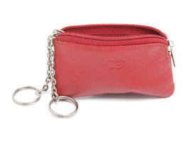 Mini Schlüsseletui Nr.5108 Rot