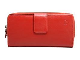 Grosses Damenportemonnaie Nr.3806 - Rot