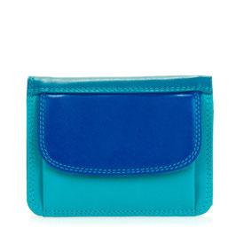243-92 Small Tri-Fold Wallet - Seascape