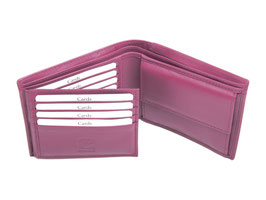 Portemonnaie Nr.2013 RFID - Fuchsia
