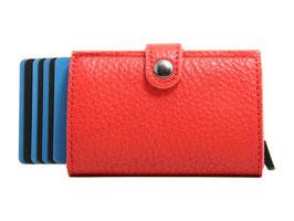 Smartcase Kreditkartenetui - Rot