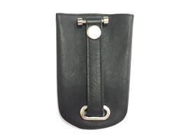 Schlüsselglocke aus Rindsleder