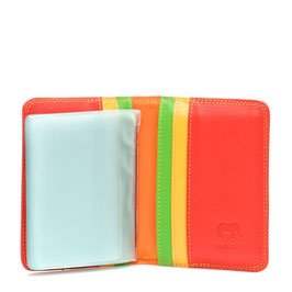 131-12 Credit Card Holder w/Plastic Inserts - Jamaica