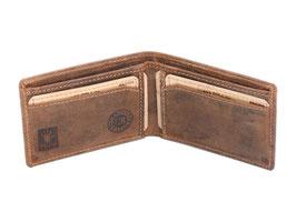 Greenburry kleines Kreditkartenetui 1660 Antikbraun