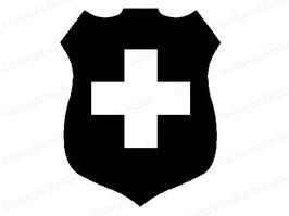 Läsergravur Schweizerkreuz-1