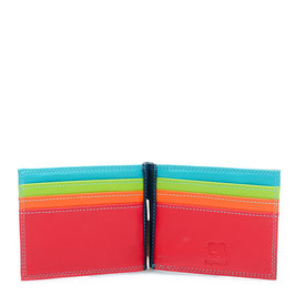 137-4 Mywalit Money Clip Wallet - Black/Pace