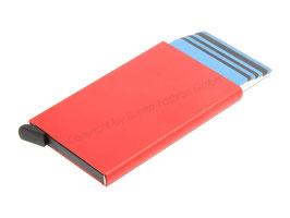 Safecard Kreditkartenbox - Rot