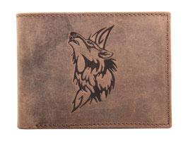 Portemonnaie Wolf