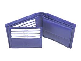 Portemonnaie Nr.2013 RFID - Königsblau
