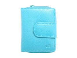 Kleines Rv-Portemonnaie Nr.1502 - Himmelblau
