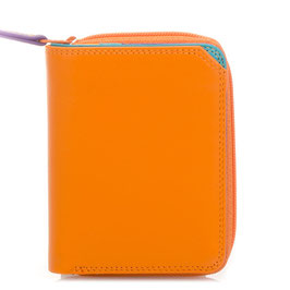 226-115 Small Wallet with Zipround Purse - Copacabana