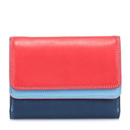 250-127 Double Flap Purse / Wallet - Royal