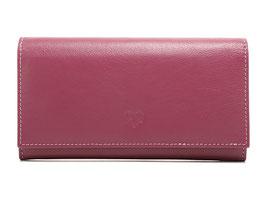 Damenportemonnaie Nr.3803 - Fuchsia