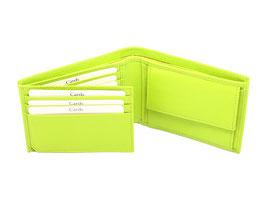 Portemonnaie Nr.2014 Apfelgrün