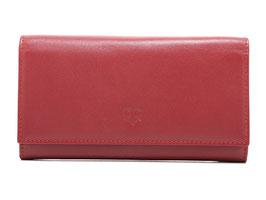 Damenportemonnaie Nr.3803 - Weinrot