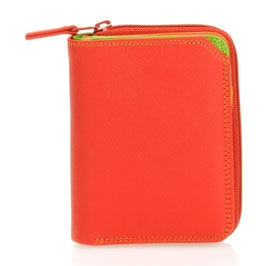 226-12 Small Wallet with Zipround Purse - Jamaica