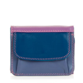 243-8 Small Tri-Fold Wallet - Sweet Violet