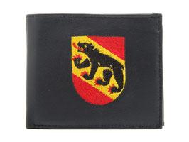 Portemonnaie Nr.3101 mit gesticktem Berner Wappen