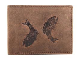 Portemonnaie Fische