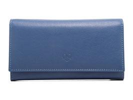 Damenportemonnaie Nr.3803 - Königsblau