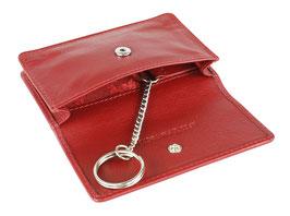"""Mano - """"Medio"""" - RFID Schlüsseltasche - Rot"""